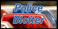 Newer Police Blotter