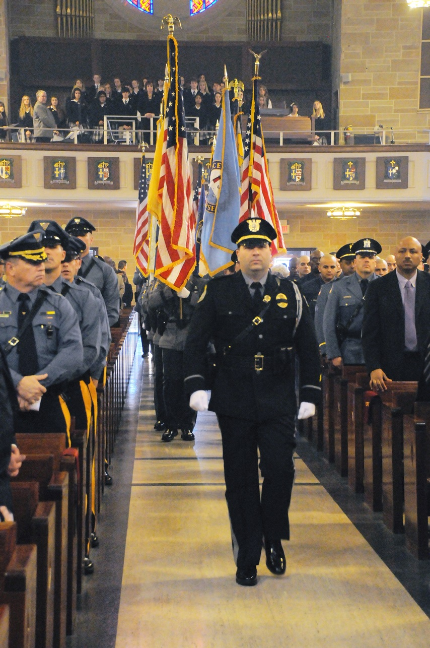 Blue Mass Trenton in 2014
