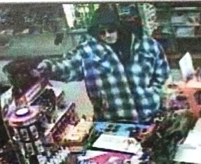 Lacey PD - Country Farms Robbery Suspect 2-15-15