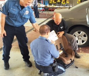 Car Seat Checkpoint 2015